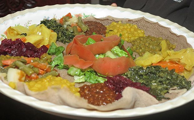 Menu - Lalibela Restaurant - Bloor West Toronto