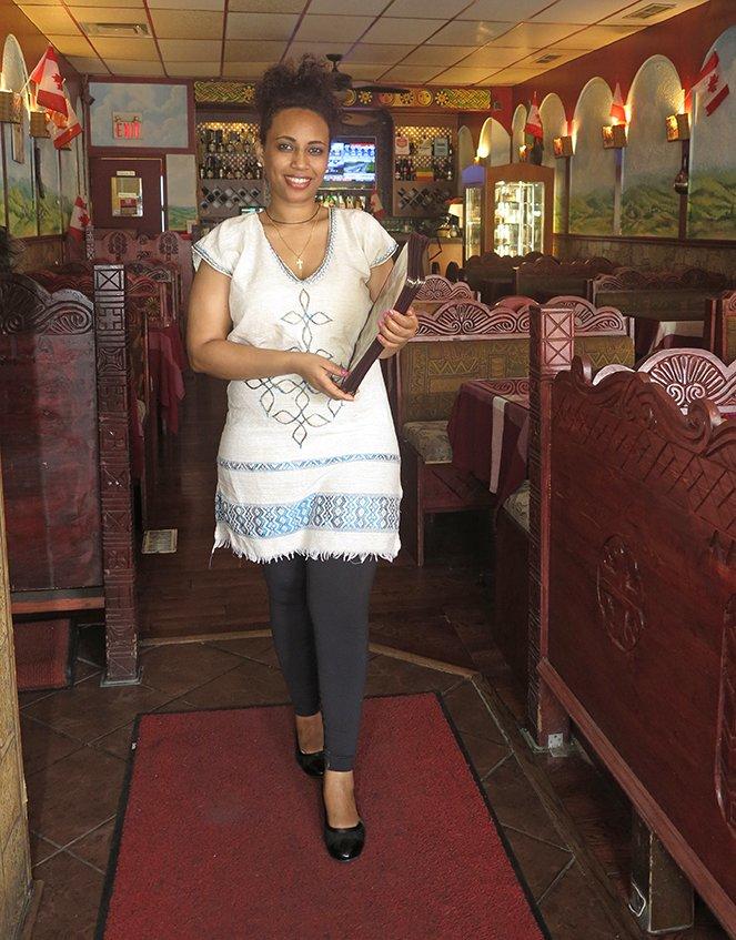 Meti Welcomes You - Lalibela Ethiopian Restaurant