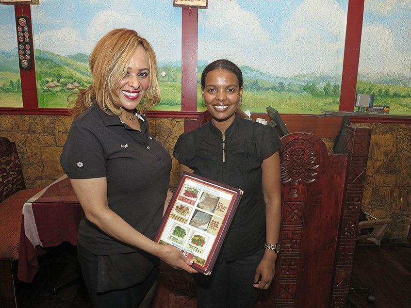 Menu - Lalibela Ethiopian Restaurant