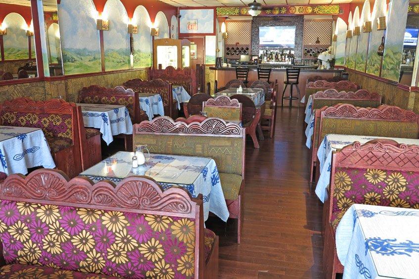 Lalibela on Bloor Str West - Lalibela Ethiopian Restaurant